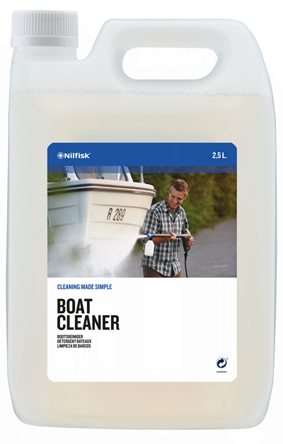 Product, Products, High Pressure Washers, Detergents, Nilfisk, BOAT CLEANER 2.5 L