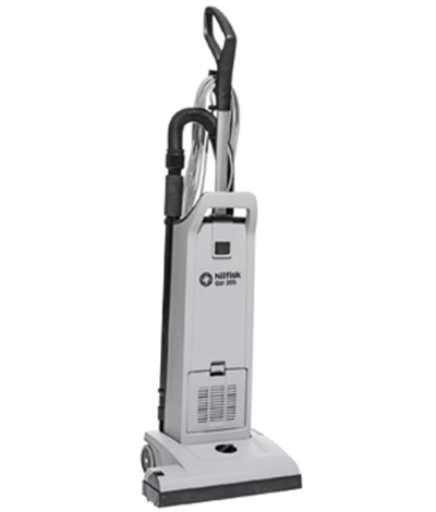 Product, Vacuum cleaners, Commercial vacuum cleaners, Upright vacuum cleaners, Nilfisk, GU 355 UK