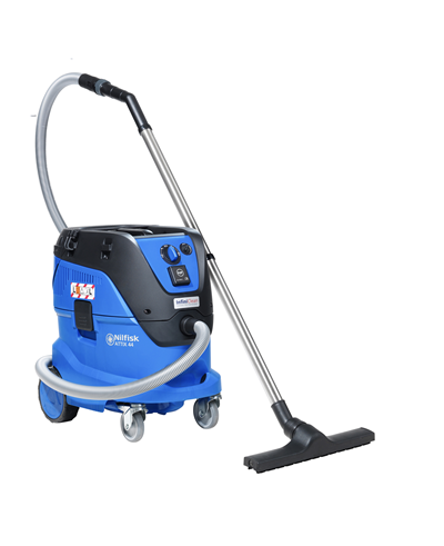 Product, Vacuum cleaners, Industrial vacuum cleaners, Single-phase wet & dry, Nilfisk, ATTIX 44-2L IC 220-240V 50/60HZ AU/NZ