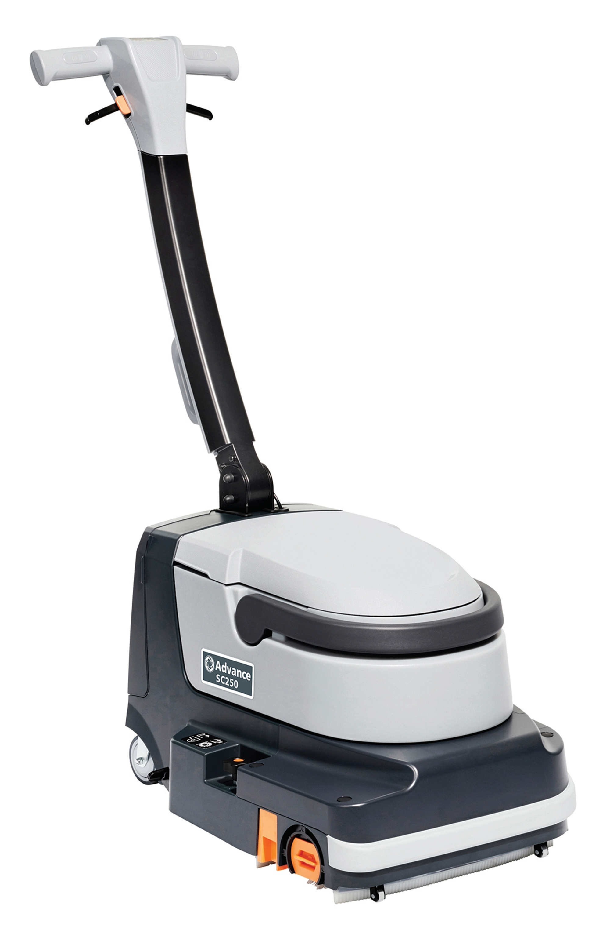 Product, Floor cleaning, Scrubber dryers, Walk-behind scrubber and dryers, Small walk-behind scrubber and dryers, Nilfisk, SC250