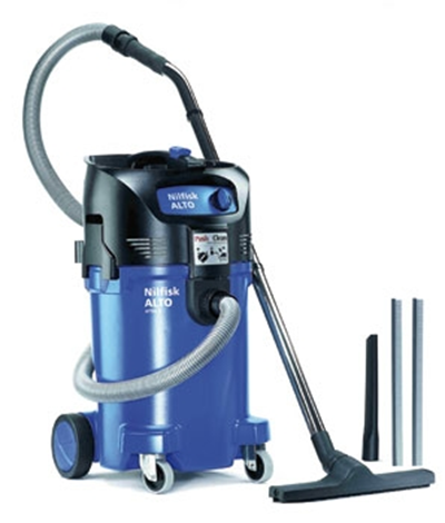 Product, Vacuum cleaners, Industrial vacuum cleaners, Single-phase wet & dry, Nilfisk, ATTIX 50-21 XC 240V 50HZ