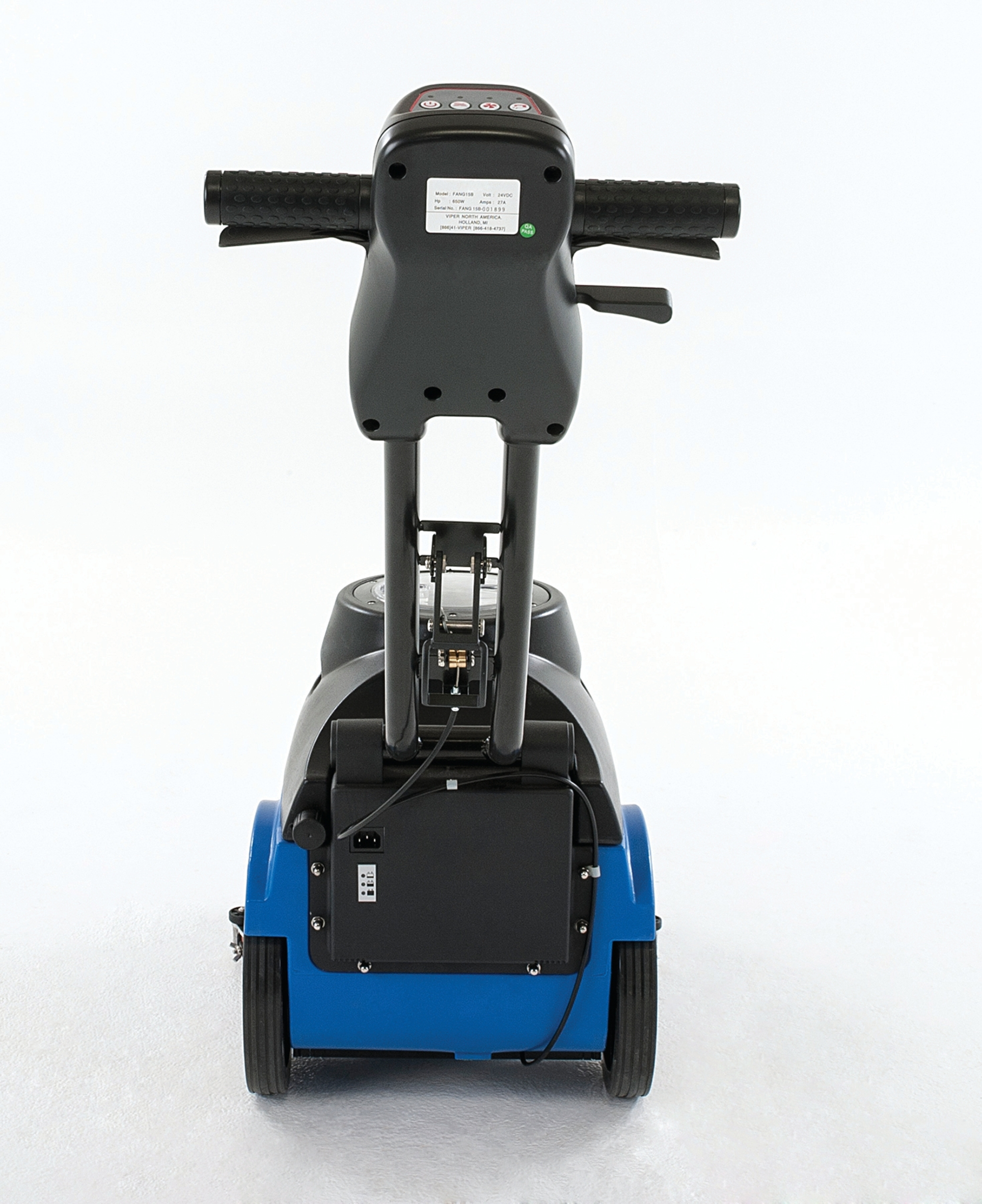 Product, Floor cleaning, Scrubber dryers, Walk-behind scrubber and dryers, Small walk-behind scrubber and dryers, Nilfisk, MA50 15B CSA PKG