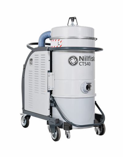Product, Vacuum cleaners, Industrial vacuum cleaners, Explosion-proof, Three-phase, Nilfisk, CTS40 HC Z22 EXA