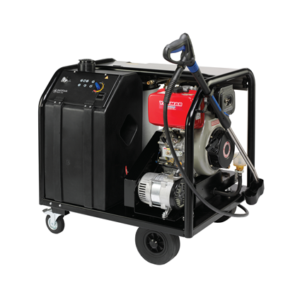 Product, Pressure washers, Petrol/diesel driven pressure washers, Nilfisk, MH 5M-200/1000 DE