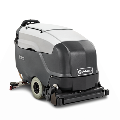 Product, Floor cleaning, Scrubber dryers, Walk-behind scrubber and dryers, Large walk-behind scrubber and dryers, Nilfisk, SC901 X32C W310 OBC MGB