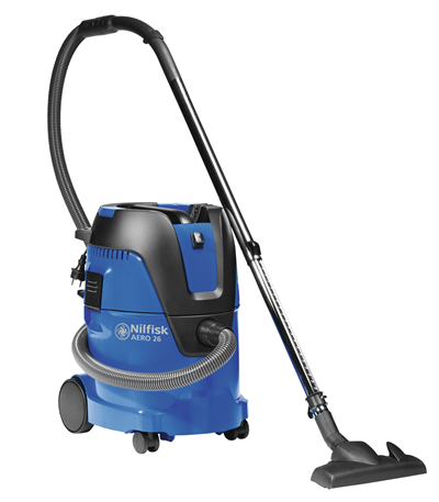Product, Vacuum cleaners, Industrial vacuum cleaners, Single-phase wet and dry, Nilfisk, AERO 26-01 PC X  230V/50-60HZ EU