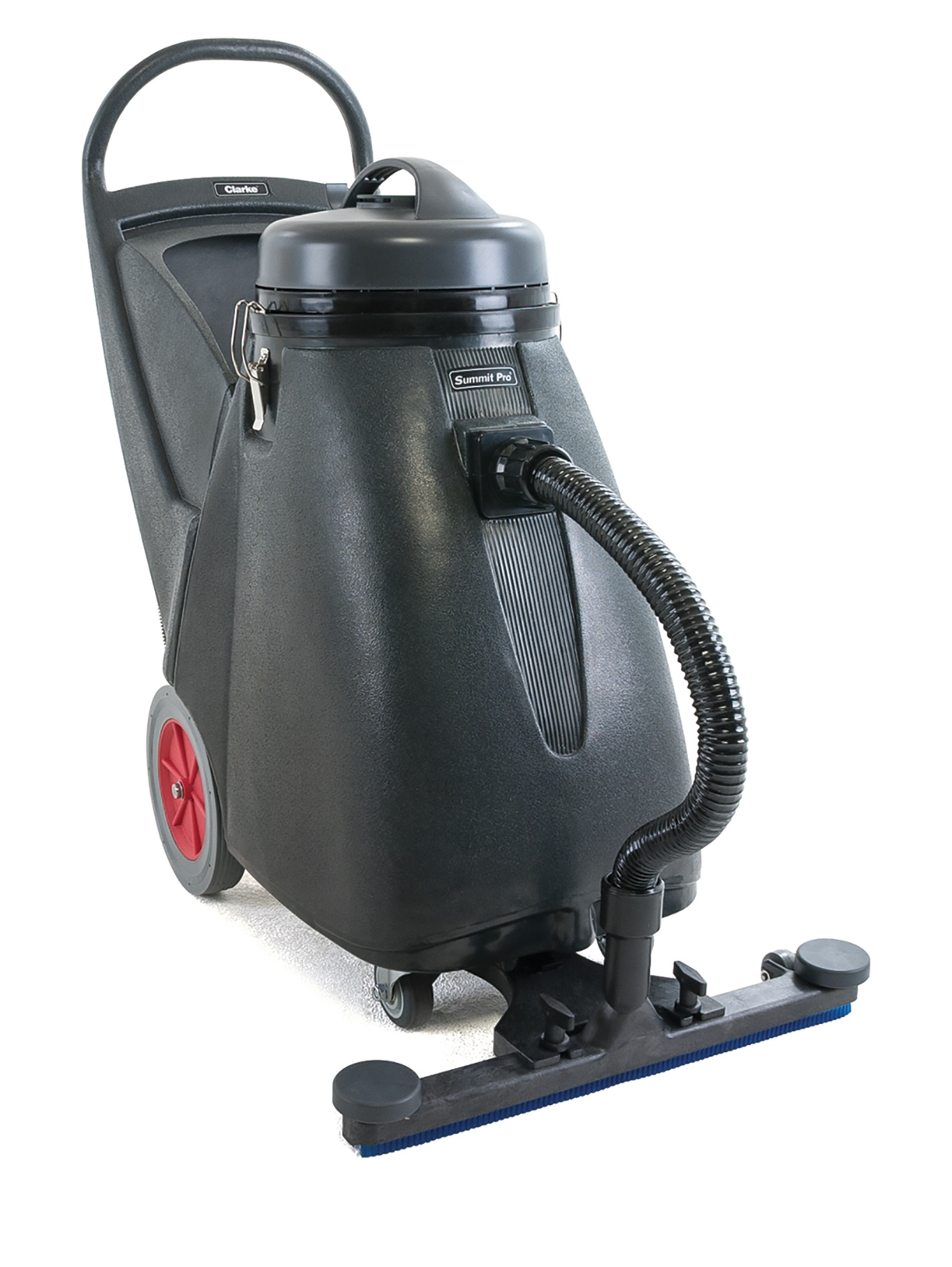 Product, Carpet Cleaning, Commercial Vacuum Cleaners, Wet and dry Vacuum Cleaners, Nilfisk, SUMMIT PRO 18SQ WET/DRY VAC