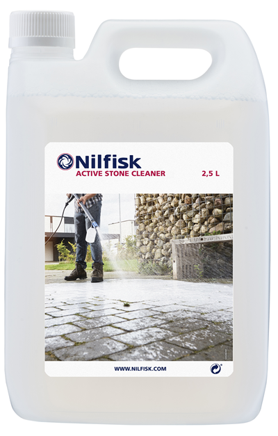 Product, Products, High Pressure Washers, Detergents, Nilfisk, ACTIVE STONE CLEANER 2.5 L