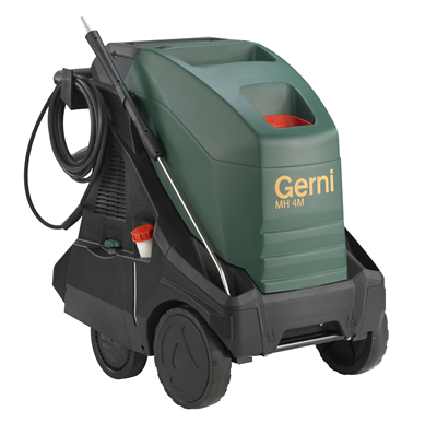 Product, Pressure Cleaners, Mobile pressure cleaners, Mobile hot water pressure washers, Medium, Nilfisk, GERNI MH 4M-200/960 FA