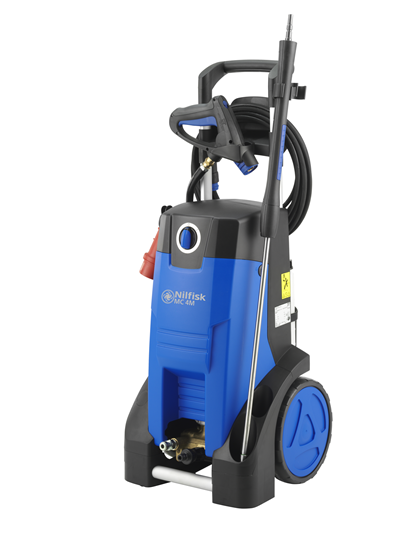 Product, Pressure washers, Mobile pressure washers, Mobile cold water pressure washers, Medium, Nilfisk, MC 4M-140/620 230/1/50/13 EU
