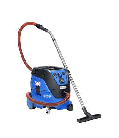 Product, Vacuum cleaners, Industrial vacuum cleaners, Hazardous dust, Single-phase, Nilfisk, ATTIX 33-2H IC 220-240V 50/60HZ EU