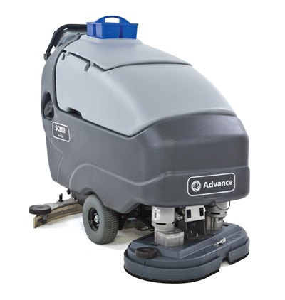 Product, Floor Cleaning, Scrubbers, Walk-behind Scrubbers, Large, Nilfisk, SC800 34D A312 OBC MGB