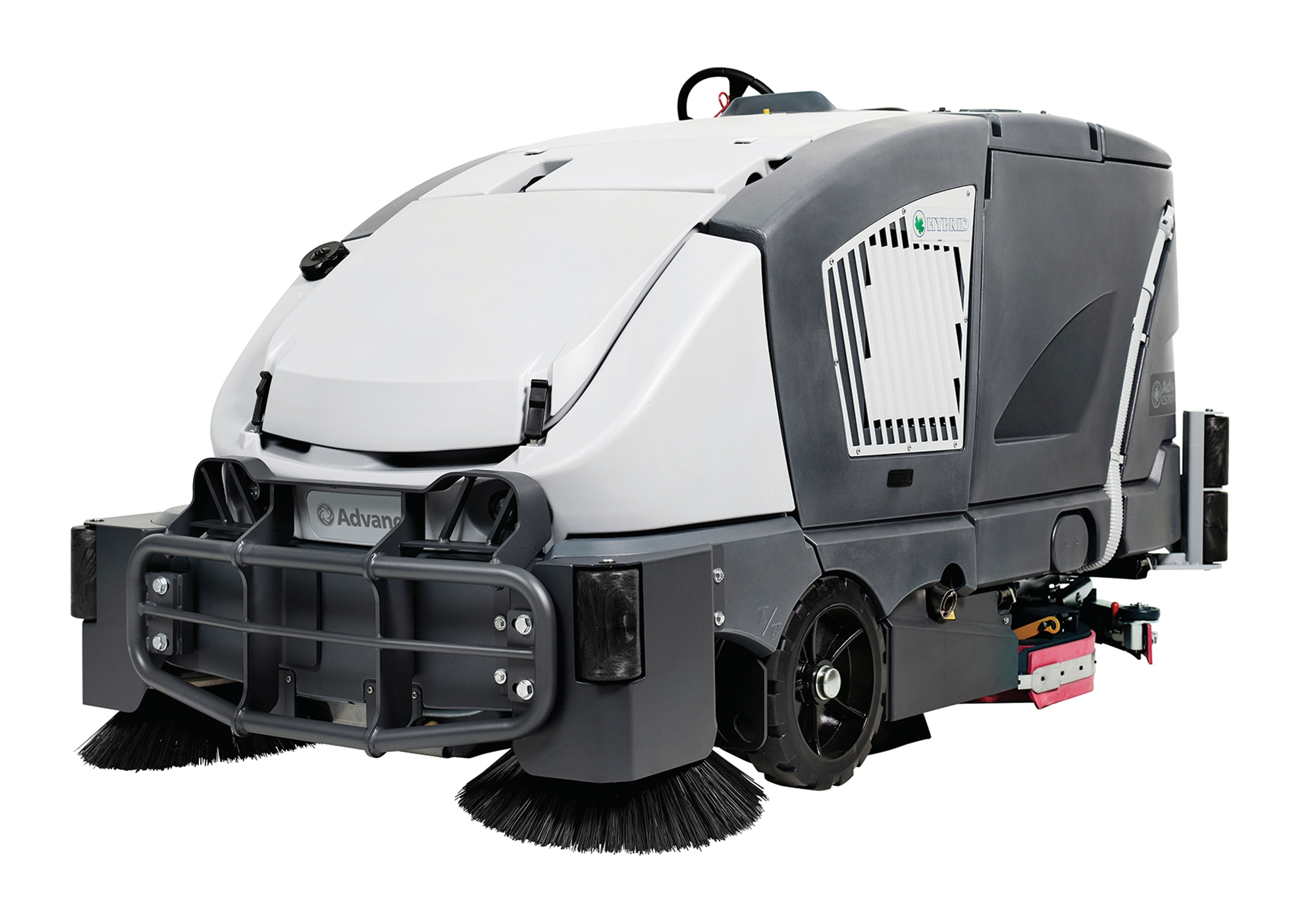 Product, Floor Cleaning, Sweeper-Scrubbers, Nilfisk, CS7010 48 FUEL CELL
