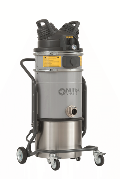 Product, Vacuum cleaners, Industrial vacuum cleaners, Explosion-proof, Nilfisk, VHS110 Z22 AU FM