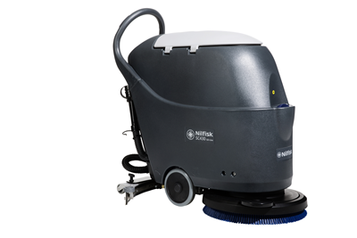 Product, Floor cleaning, Scrubber dryers, Walk-behind scrubber dryers, Medium walk-behind scrubber dryers, Nilfisk, SC430 53 B GO FULL PKG