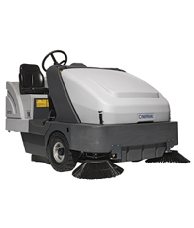Product, Floor cleaning, Sweepers, Ride-on sweepers, Nilfisk, SWEEPER SR 1601 LPG3