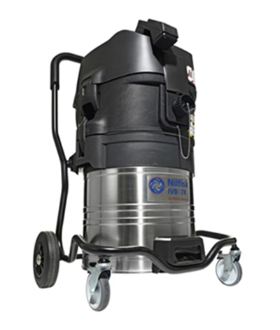 Product, Vacuum cleaners, Industrial vacuum cleaners, Health and safety wet & dry, Nilfisk, NILFISK IVB 7-M B1 110/1/50 GB