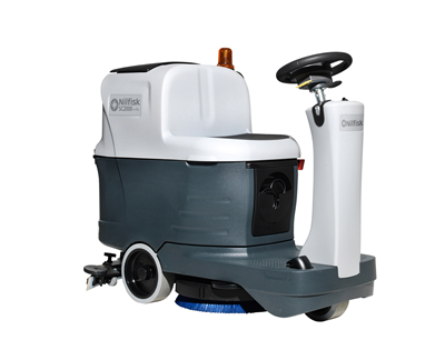 Product, Floor cleaning, Scrubber dryers, Stand-on/ride-on scrubber dryers, Nilfisk, SCRUBBER SC2000