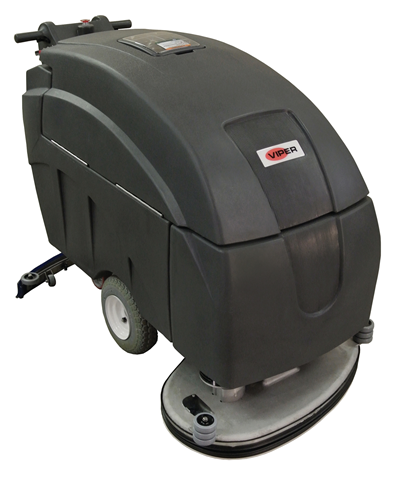 Product, Floor cleaning, Scrubber dryers, Walk-behind scrubber and dryers, Large, Nilfisk, Fang 32T
