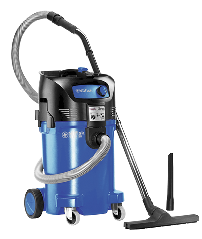 Product, Vacuum cleaners, Industrial vacuum cleaners, Single-phase wet & dry, Nilfisk, ATTIX 50-01 PC 230V 50HZ EU