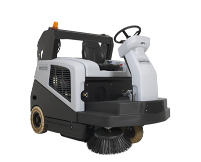 Product, Floor cleaning, Sweepers, Ride-on sweepers, Nilfisk, SWEEPER SW5500 D