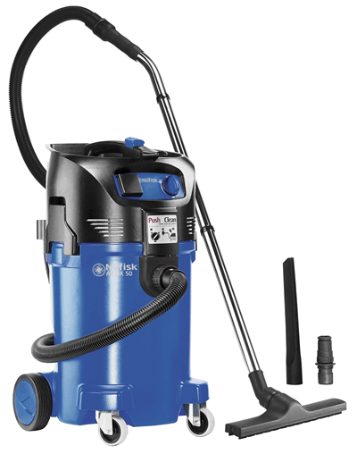 Product, Vacuum cleaners, Industrial vacuum cleaners, Single-phase wet & dry, Nilfisk, ATTIX 50 AS/E