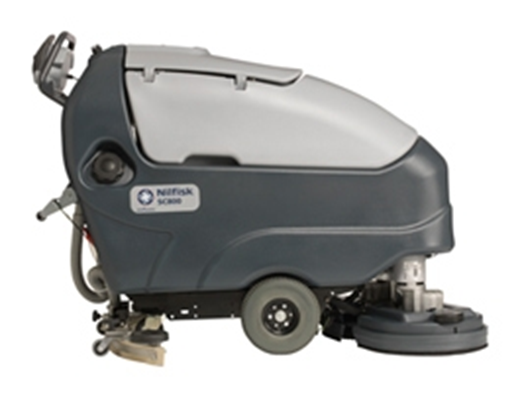 Product, Floor cleaning, Scrubber dryers, Walk-behind scrubber and dryers, Large walk-behind scrubber and dryers, Nilfisk, SC800-86