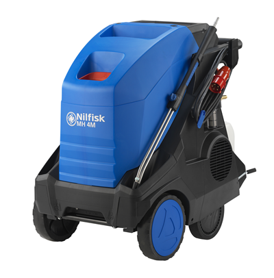 Product, Pressure washers, Mobile pressure washers, Mobile hot water pressure washers, Medium, Nilfisk, MH 4M FA
