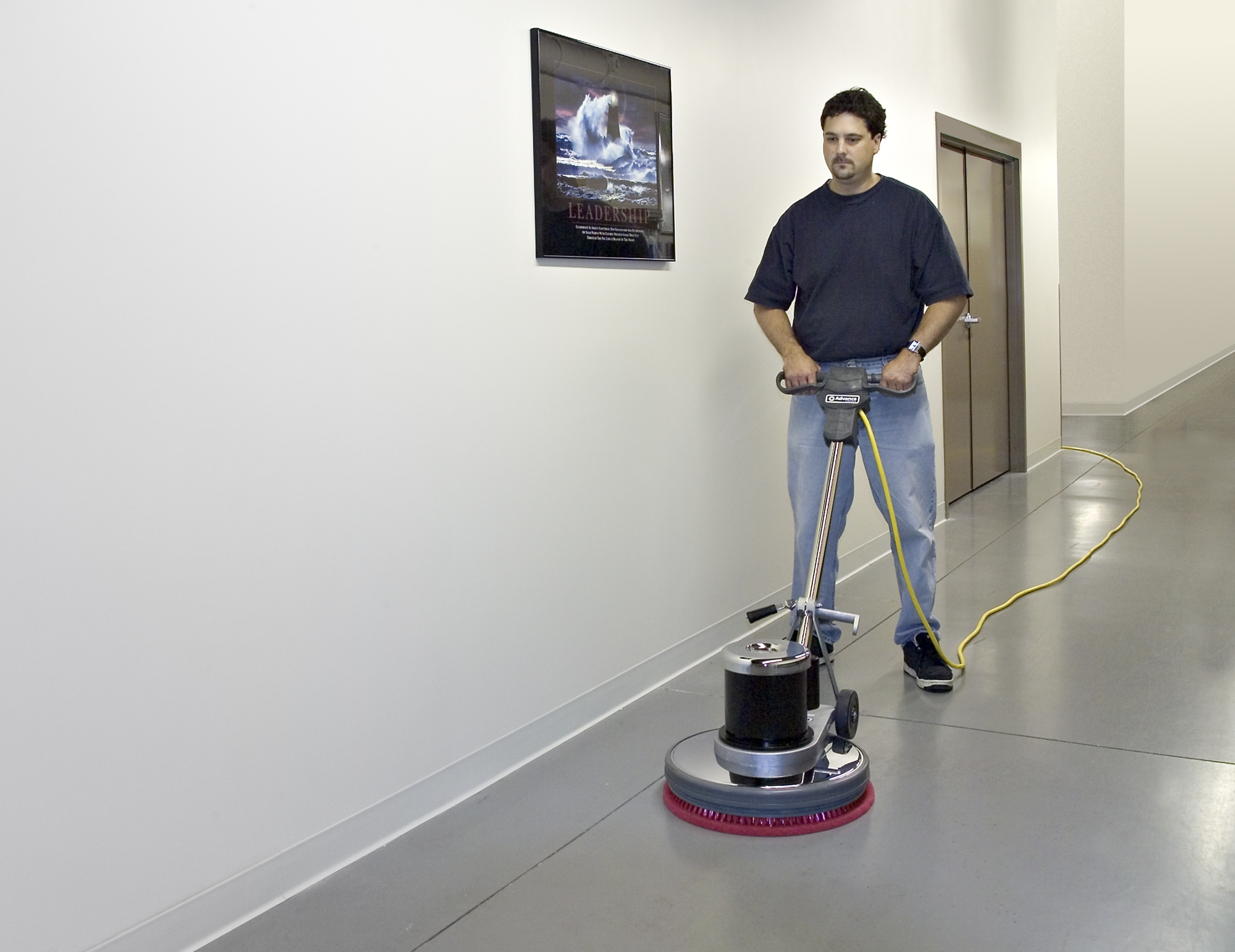 Product, Floor cleaning, Single discs, Low speed, Nilfisk, PACESETTER 20HD