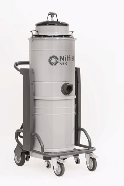 Product, Vacuum cleaners, Industrial vacuum cleaners, Single-phase wet and dry, Nilfisk, S3B L50 GV
