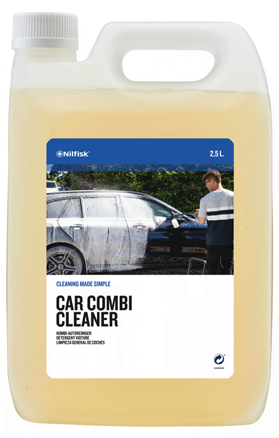 Product, Products, High Pressure Washers, Detergents, Nilfisk, CAR COMBI CLEANER 2.5 L
