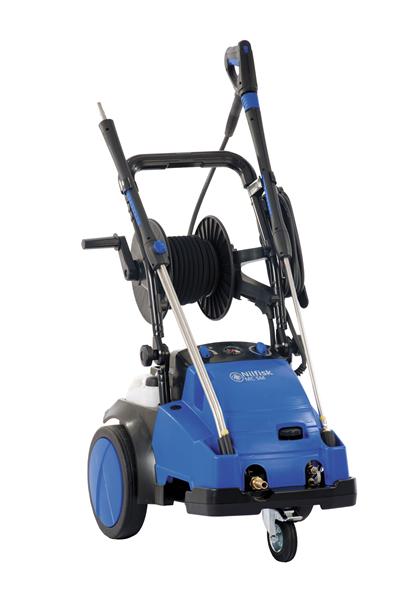 Product, Pressure washers, Mobile pressure washers, Mobile cold water pressure washers, Medium, Nilfisk, MC 5M-200/1050 XT 400/3/50 EU