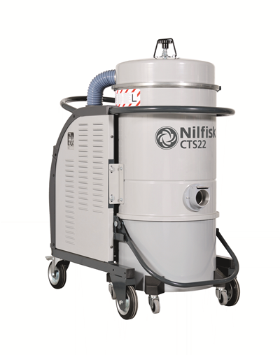 Product, Vacuum cleaners, Industrial vacuum cleaners, Explosion-proof, Three-phase, Nilfisk, CTS22 LC Z22 EXA