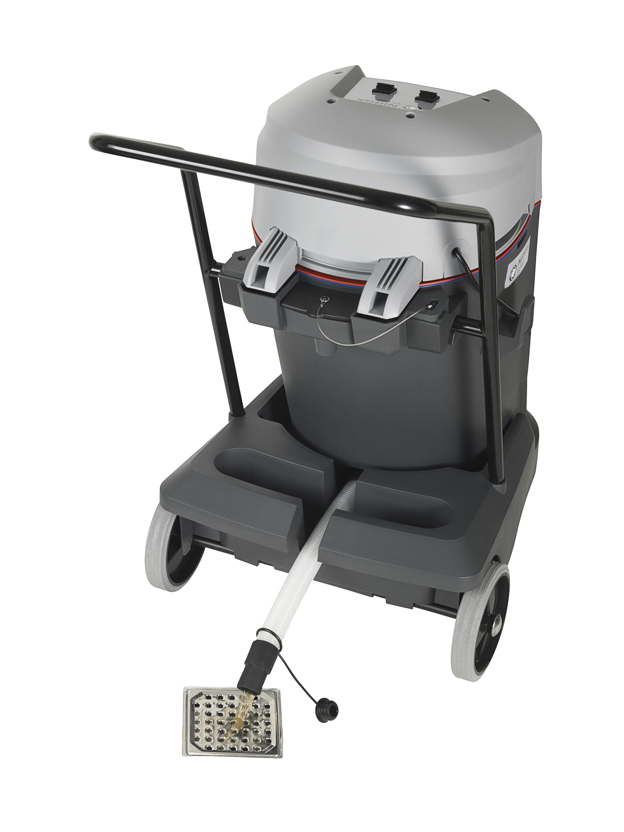 Product, Vacuum cleaners, Commercial vacuum cleaners, Wet and dry vacuum cleaners, Nilfisk, VL500 55-2 EDF 220-240V/50 UK