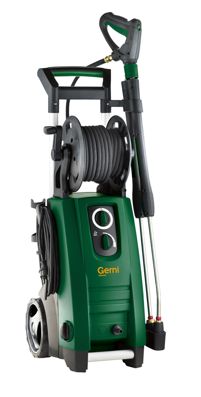 Product, Pressure Cleaners, Mobile pressure cleaners, Mobile cold water pressure washers, Compact, Nilfisk, MC 2C 120/520 XT