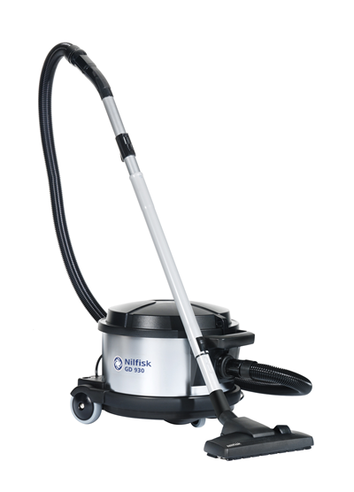 Product, Vacuum cleaners, Commercial vacuum cleaners, Dry vacuum cleaners, Nilfisk, GD930 230V INT EU PLUG