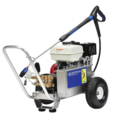 Product, Pressure washers, Petrol/diesel driven pressure washers, Nilfisk, MC 5M-225/910 PE PLUS