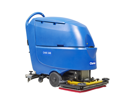 Product, Floor cleaning, Scrubber dryers, Walk-behind scrubber and dryers, Medium walk-behind scrubber and dryers, Nilfisk, CA60 24B ORB 140 AGM OBC