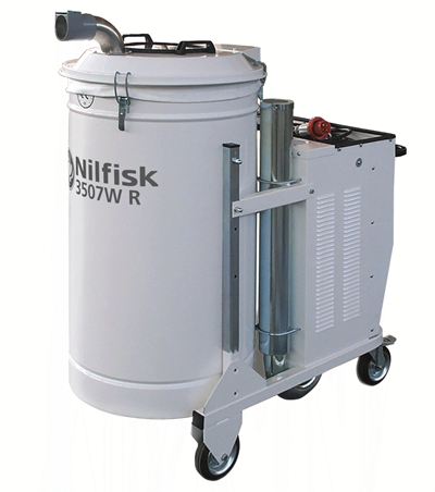 Product, Vacuum cleaners, Industrial vacuum cleaners, Packaging and trims, Nilfisk, 3507W R ID100