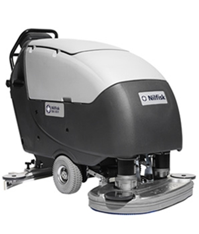 Product, Floor cleaning, Scrubber dryers, Walk-behind scrubber and dryers, Large, Nilfisk, BA651