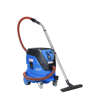 Product, Vacuum cleaners, Industrial vacuum cleaners, Single-phase wet and dry, Nilfisk, ATTIX 44-2L IC 220-240V 50/60HZ DK