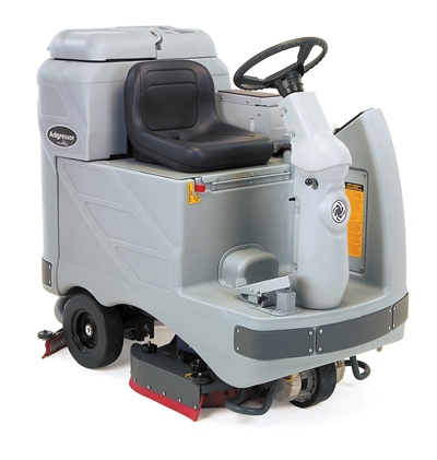 Product, Floor cleaning, Scrubber dryers, Stand-on and ride-on scrubber dryers, Nilfisk, ADGRESSOR X3220D 420AH SC
