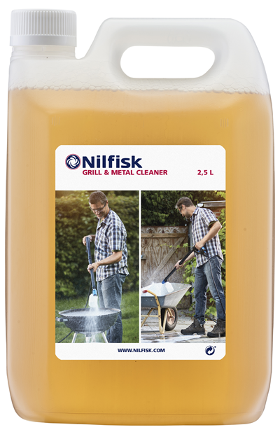 Product, Products, High Pressure Washers, Detergents, Nilfisk, GRILL & METAL CLEANER 2.5 L