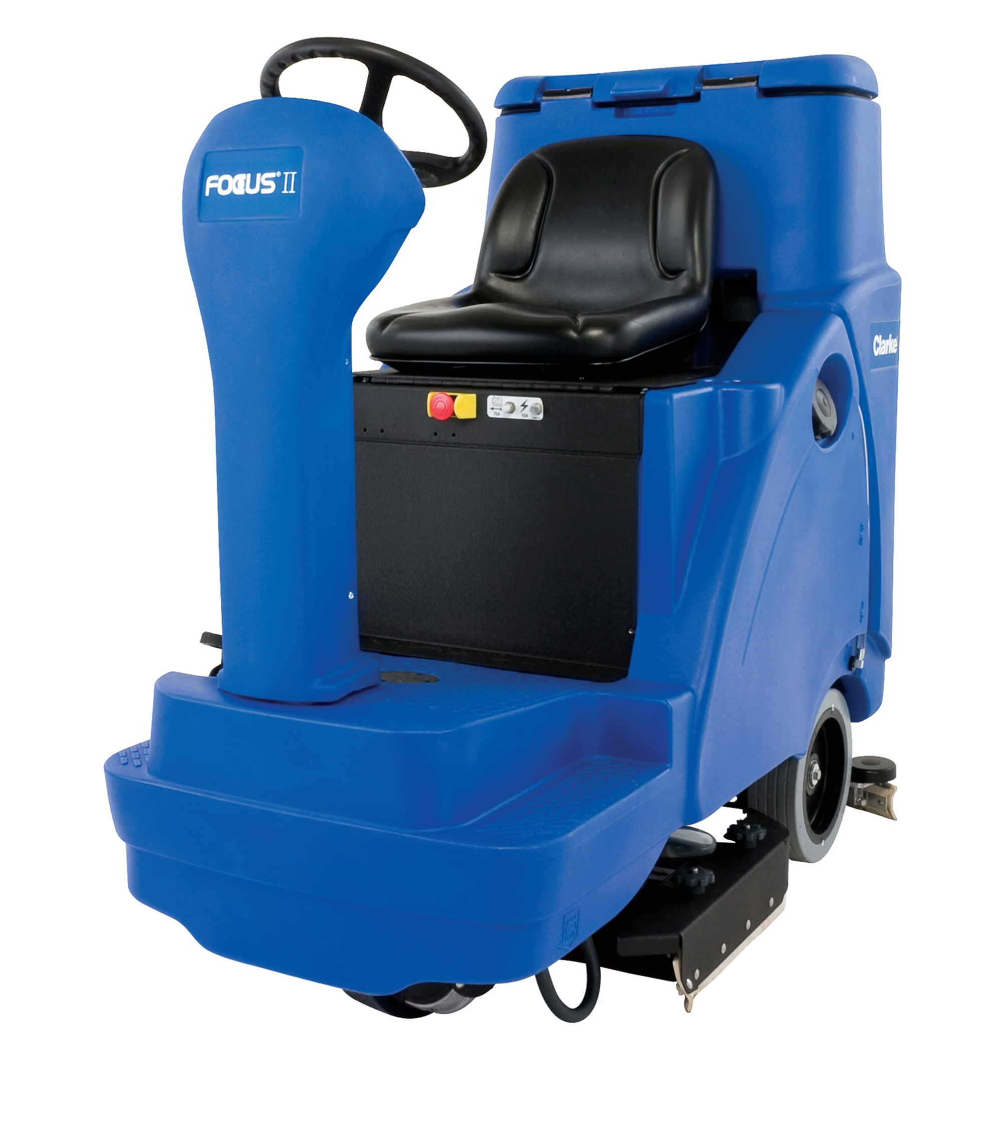 Product, Floor Cleaning, Scrubbers, Rider Scrubbers, Nilfisk, FOCUS II R 28B A312 OBC PH