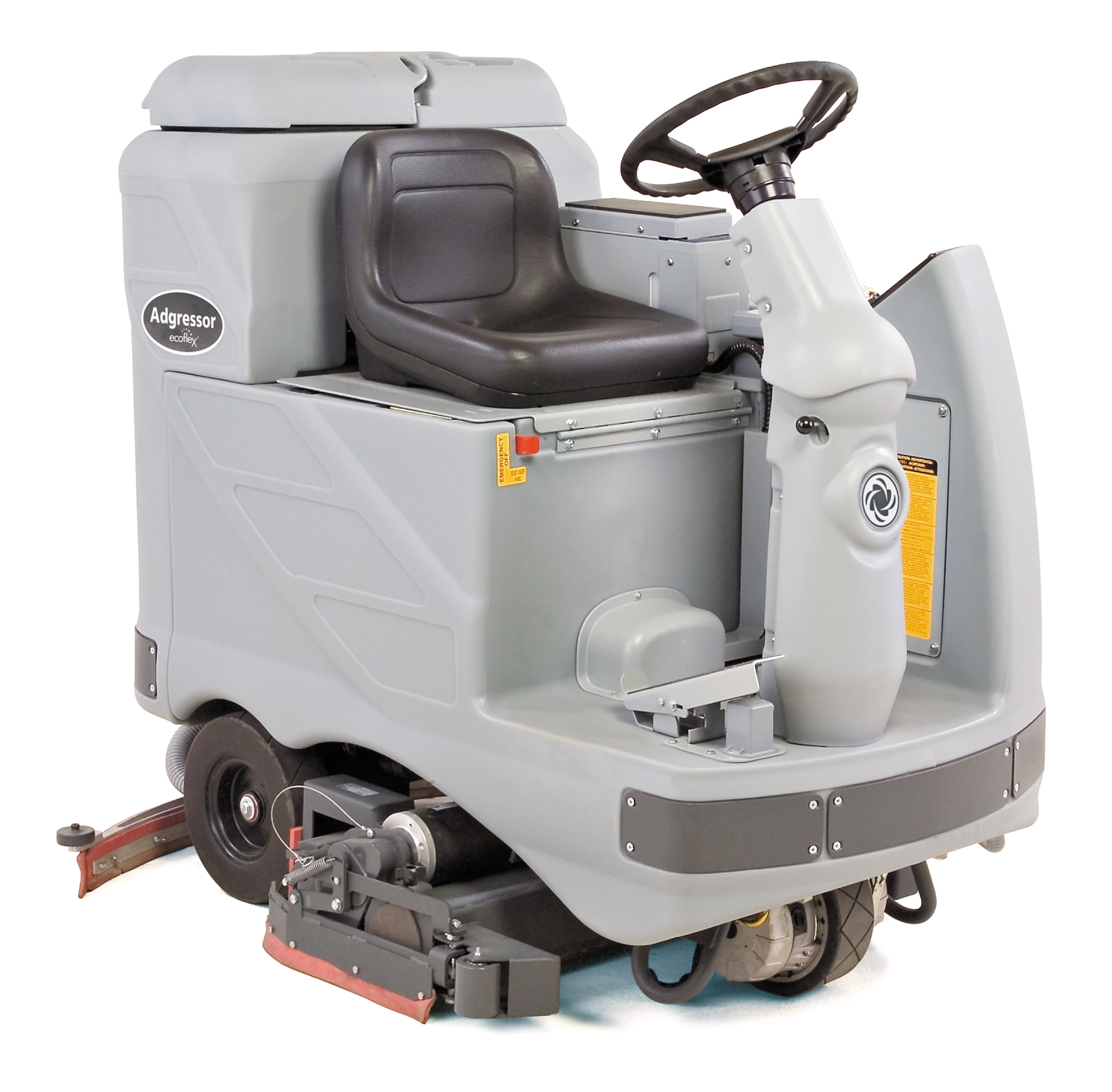 Product, Floor Cleaning, Scrubbers, Rider Scrubbers, Nilfisk, ADGRESSOR X3820D 420AH SC