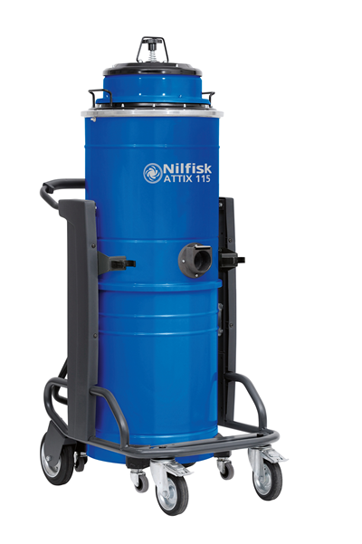 Product, Vacuum cleaners, Industrial vacuum cleaners, Single-phase wet & dry, Nilfisk, ATTIX 115-01 230/1/50 EU
