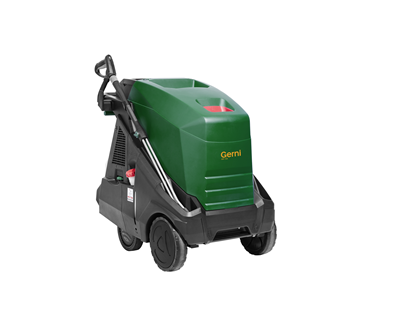 Product, Pressure Cleaners, Mobile pressure cleaners, Mobile hot water pressure washers, Medium, Nilfisk, MH 5M-210/1100 FA