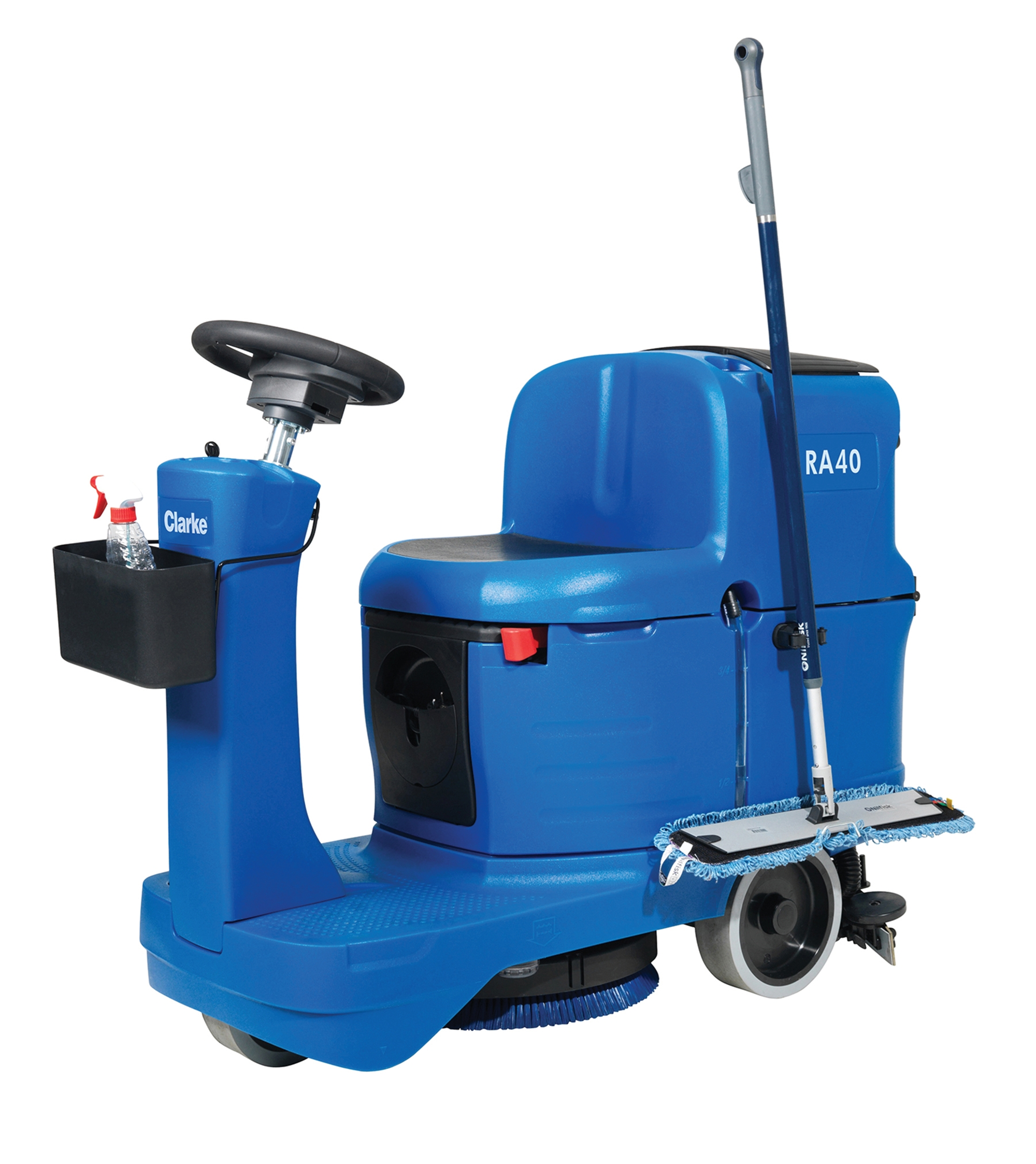Product, Floor Cleaning, Scrubbers, Rider Scrubbers, Nilfisk, RA40 20D A150 OBC PH