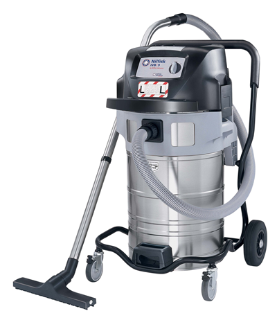 Product, Vacuum cleaners, Industrial vacuum cleaners, Health and safety wet & dry, Nilfisk, IVB 961-0L 16A 230/1/50 EU
