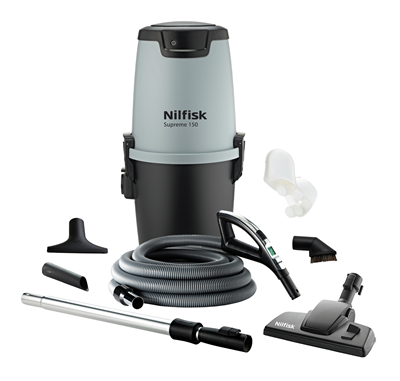 Product, Products, Vacuum Cleaners, Central, Nilfisk, NILFISK ALL-IN-1 SUPREME 150 DELUXE EU